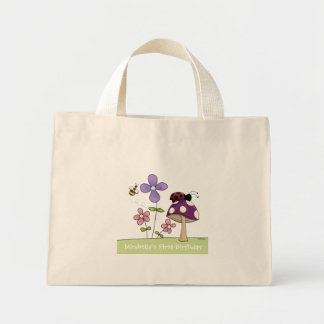 Flower Patch Tote Bag 2