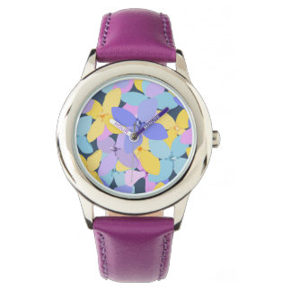 Flower Pattern 1 Watch