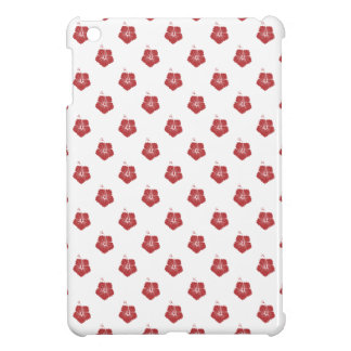 Flower Pattern 3 Aurora Red Cover For The iPad Mini