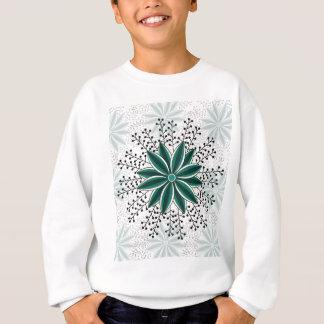 flower pattern 6 sweatshirt