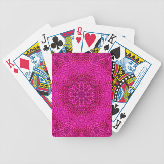 Flower Pattern Bicycle® Poker Playing Cards
