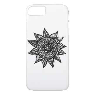 Flower Pattern Case by AAdoodles for Iphone 7/8