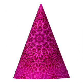 Flower Pattern  Custom Party Hat