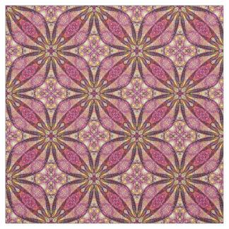 Flower Pattern Fabric