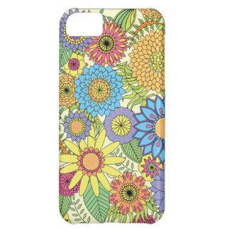 Flower Pattern IPhone 5/5s case