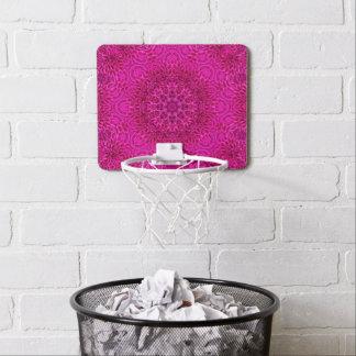 Flower Pattern  Mini Basketball Goal Mini Basketball Hoop