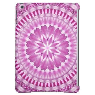 Flower Petals Mandala iPad Air Covers