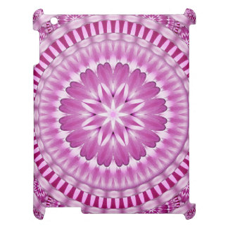 Flower Petals Mandala iPad Case