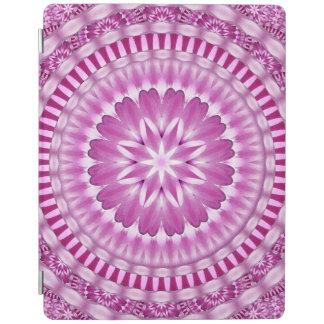 Flower Petals Mandala iPad Cover