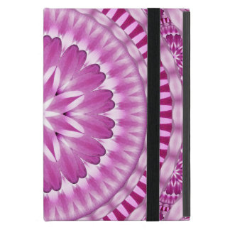 Flower Petals Mandala iPad Mini Cases