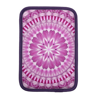 Flower Petals Mandala iPad Mini Sleeve