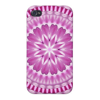 Flower Petals Mandala iPhone 4/4S Covers