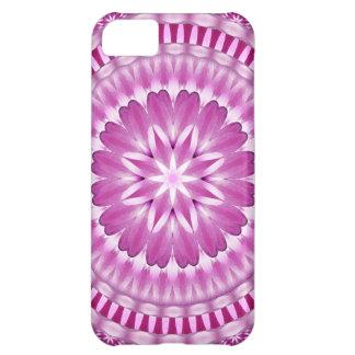 Flower Petals Mandala iPhone 5C Cases