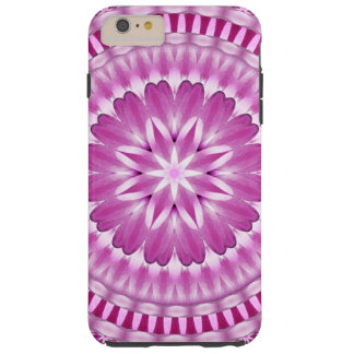 Flower Petals Mandala Tough iPhone 6 Plus Case