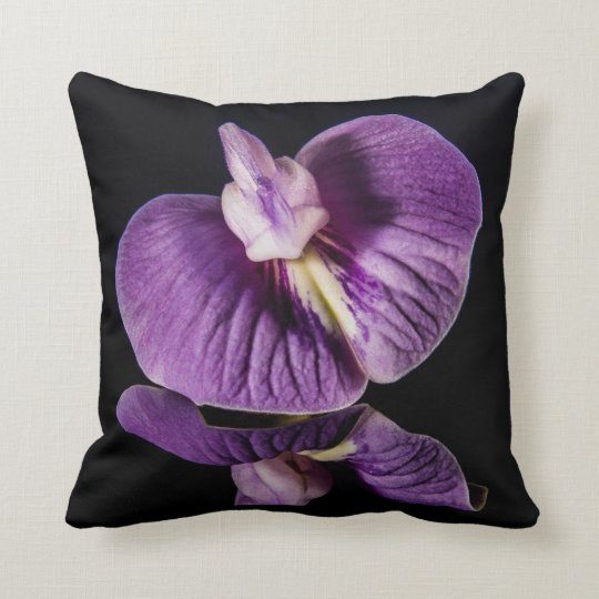 Flower pillow - Orchids