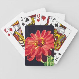 Flower Playing Cards