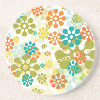 Flower Pop Coaster