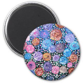 Flower Pop Magnet