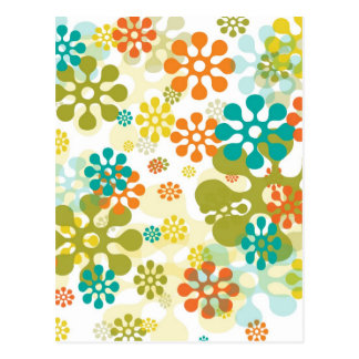 Flower Pop Postcards