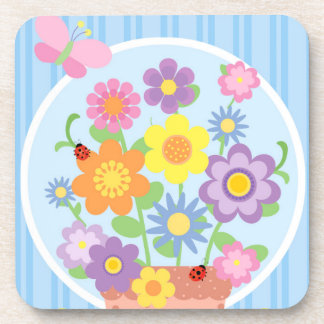 Flower Pot Coaster