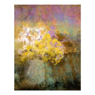 Flower Pot Letterhead