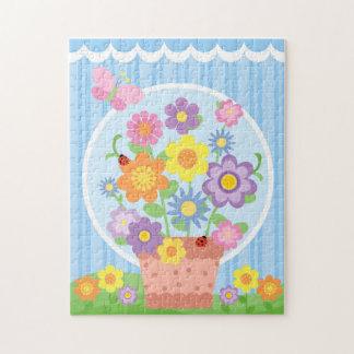 Flower Pot Puzzle