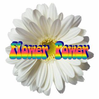 Flower Power 2 Sculpture Standing Photo Sculpture