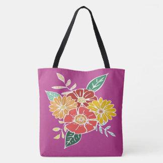 Flower Power #9 Tote Bag
