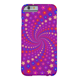 Flower Power Abstract Barely There iPhone 6 Case