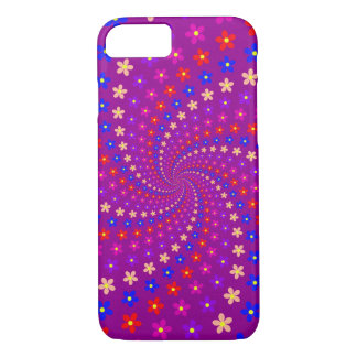 Flower Power Abstract iPhone 7 Case