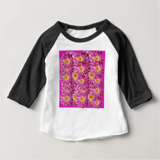 flower power baby T-Shirt