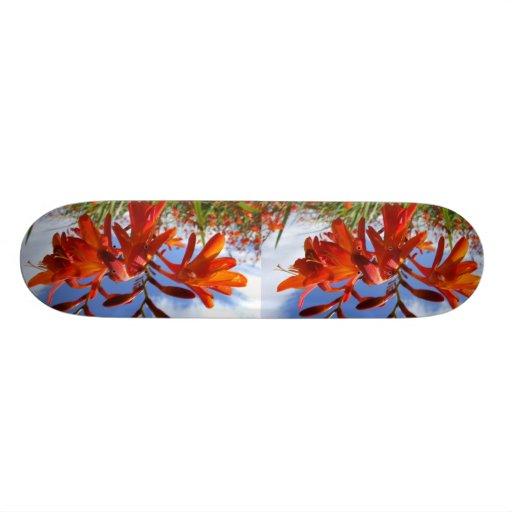 Flower power Board Skateboard