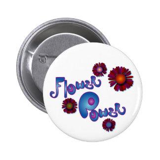 Flower Power Button