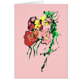 FLOWER POWER CARD