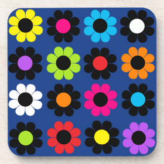 Flower Power Coaster