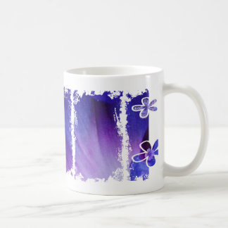 """Flower Power"" Coffee Mug"