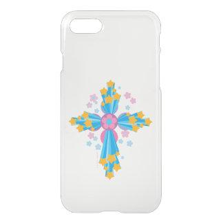 Flower Power Cross iPhone 8/7 Case
