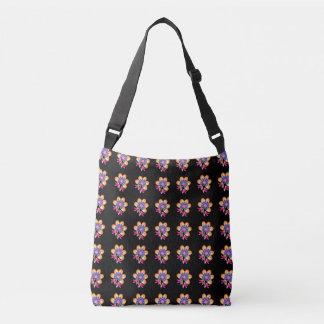 Flower power... ;) crossbody bag