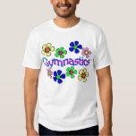 Flower Power Gymnast T Shirt