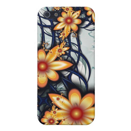 Flower Power iPhone 5 Covers