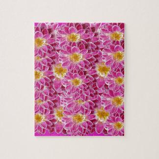 flower power jigsaw puzzle