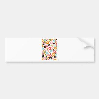 flower power(kkincade12) bumper sticker
