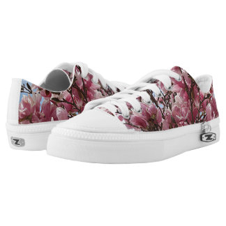 Flower Power Low-Top Sneakers