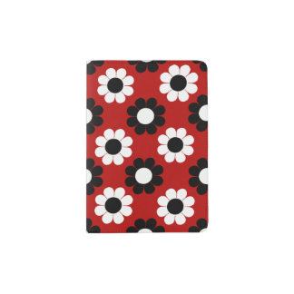Flower Power Passport Holder