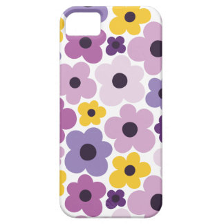 Flower Power Pattern Case For The iPhone 5