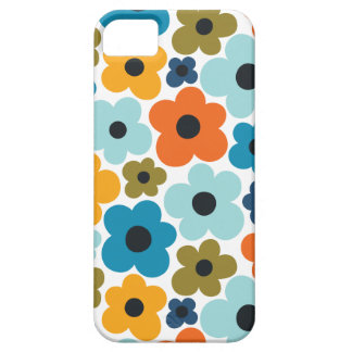Flower Power Pattern iPhone 5 Cover