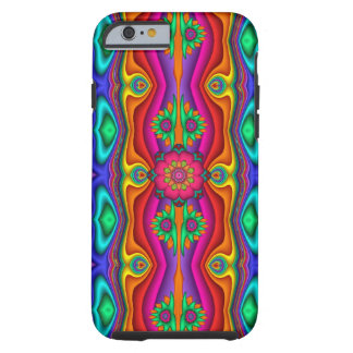 Flower Power Pattern iPhone 6 case