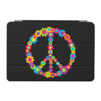 Flower Power Peace iPad Mini Cover