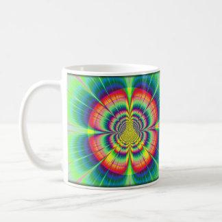 Flower Power Peace Mug