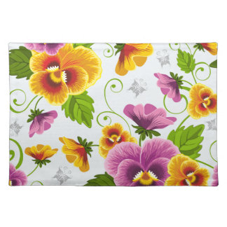 Flower Power Placemat
